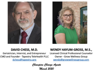 Project Patient Care, Grow Wellness Group, Teletherapy