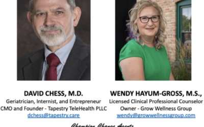 Project Patient Care's Teletherapy Counseling Best Practices Interview with Grow's Wendy Hayum-Gross