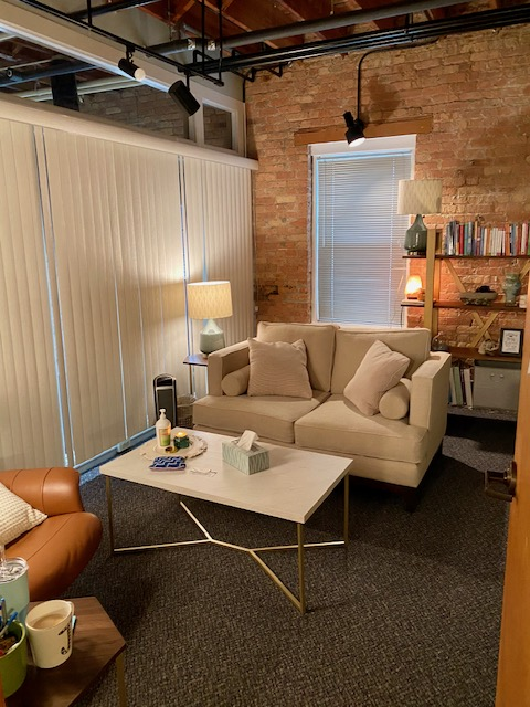 Naperville Counselor Therapist Office