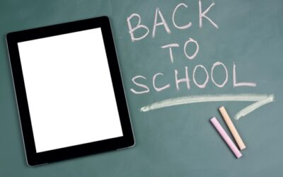 Back to School in 2020 in the Age of E-Learning: Wisdom & Advice from a Principal and Mother of 3