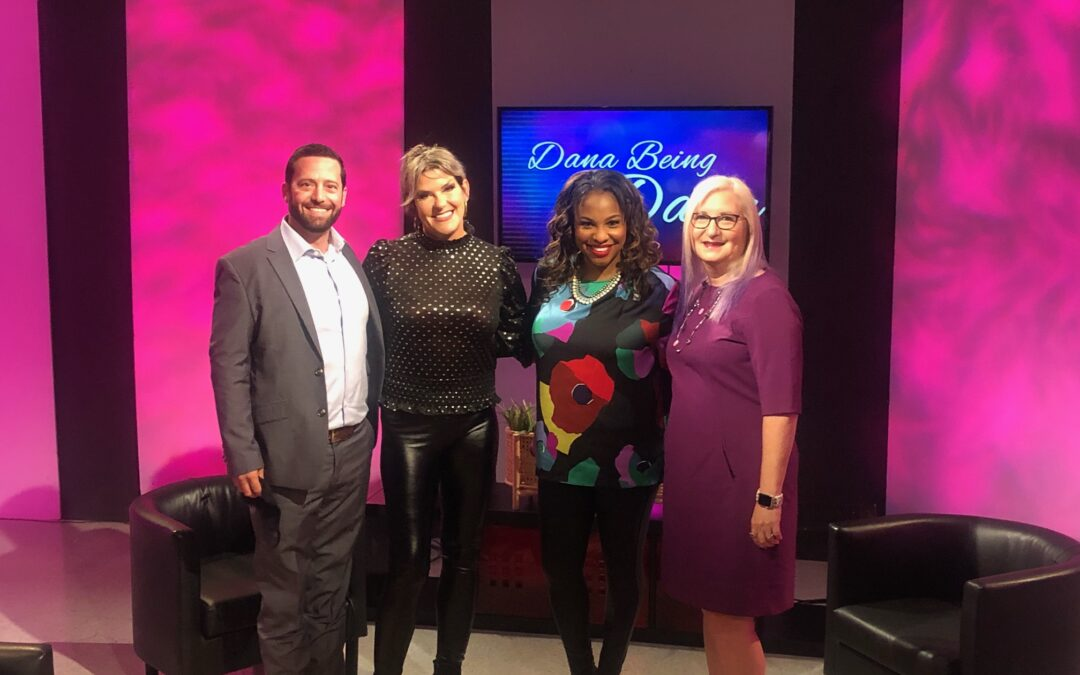 We're on TV on 11/19/2020 at 9PM! Grief & Loss Special NCTV17